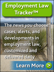 Employment Law Tracker